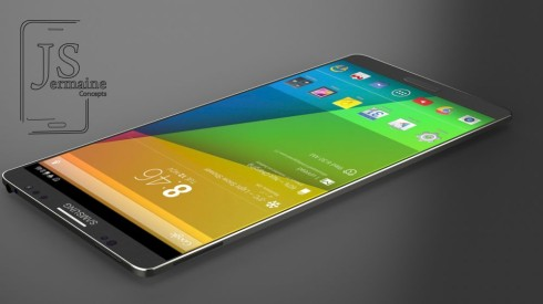 Samsung Galaxy S5 slim render 1