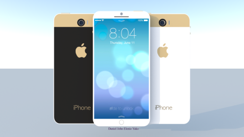 iPhone 6 phablet 4