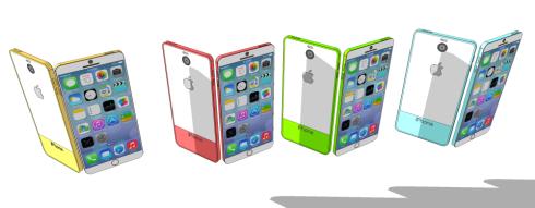 iPhone 6C concept 4