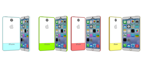 iPhone 6C concept 5