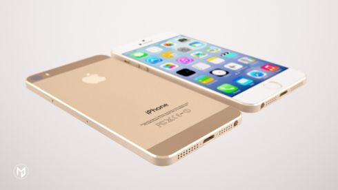 iPhone Pro phablet 5