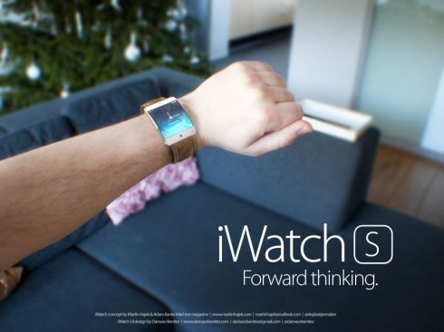 iwatch S concept