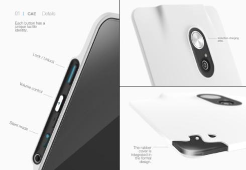 CAE Blind smartphone 4