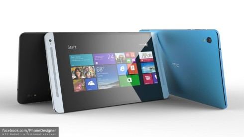 HTC Babel Tablet Concept 3