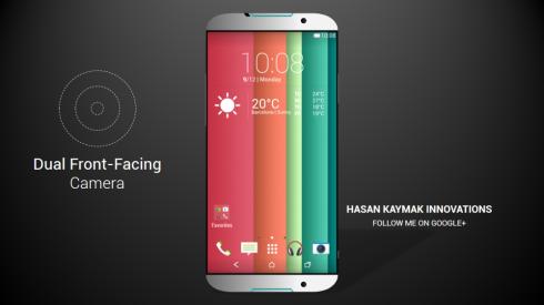 HTC Caymac 2014 concept 1