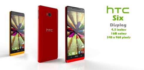 HTC Six concept 2