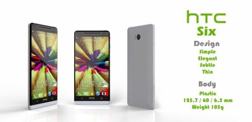 HTC Six concept 3