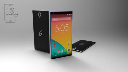 Lenovo Nexus 6 concept jermaine 1