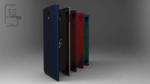 Lenovo Nexus 6 concept jermaine 8