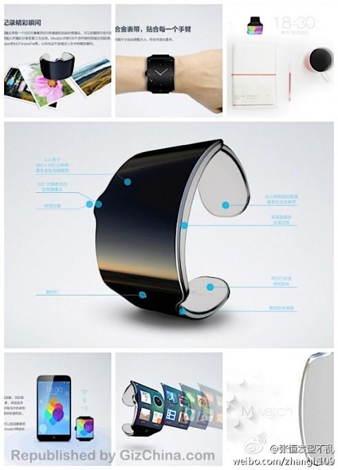 Meizu MWatch concept 3