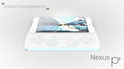 Nexus P3 concept 2