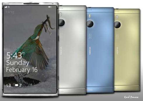Nokia Lumia 1620 concept 2