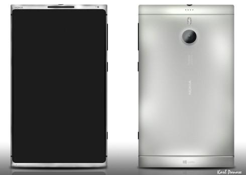 Nokia Lumia 1620 concept 3