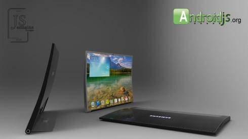 Samsung Galaxy Tab Round concept 2