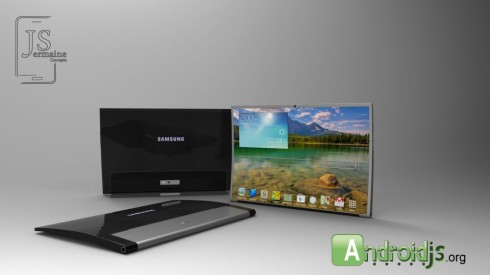 Samsung Galaxy Tab Round concept 4