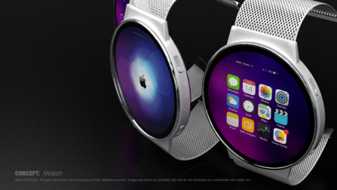 apple iwatch concept round 1