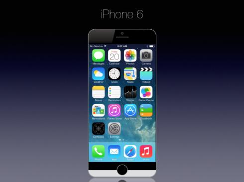 iPhone 6 Concept shaik