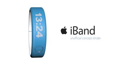 Apple iBand Envisioned by T3: Health Features, Fitness and