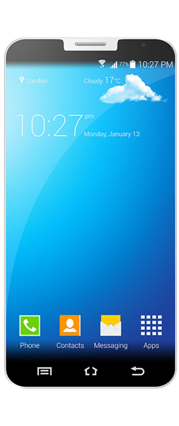samsung galaxy s5 new render 2