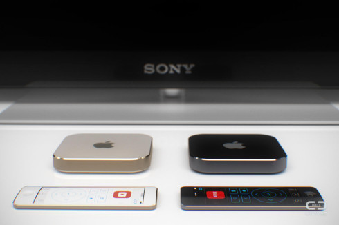 Apple TV touch 6