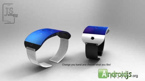 Apple iWatch 2 concept 1