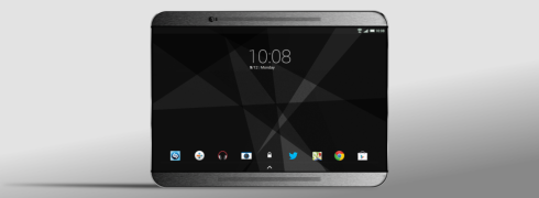 HTC One Tab M8 tablet concept 1