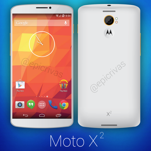 Moto X2 concept
