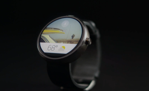 android wear watch 2