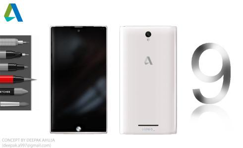 autodesk 9 concept phone 1