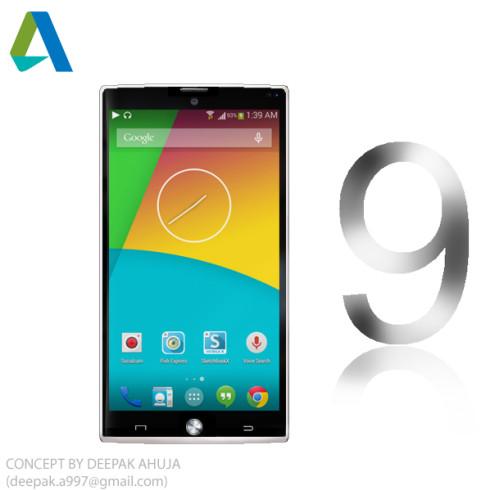 autodesk 9 concept phone 2