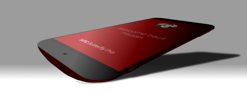 htc butterfly pro concept