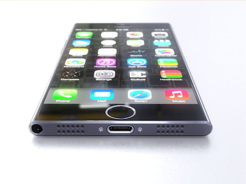 iPhone 6 iculture concept 1