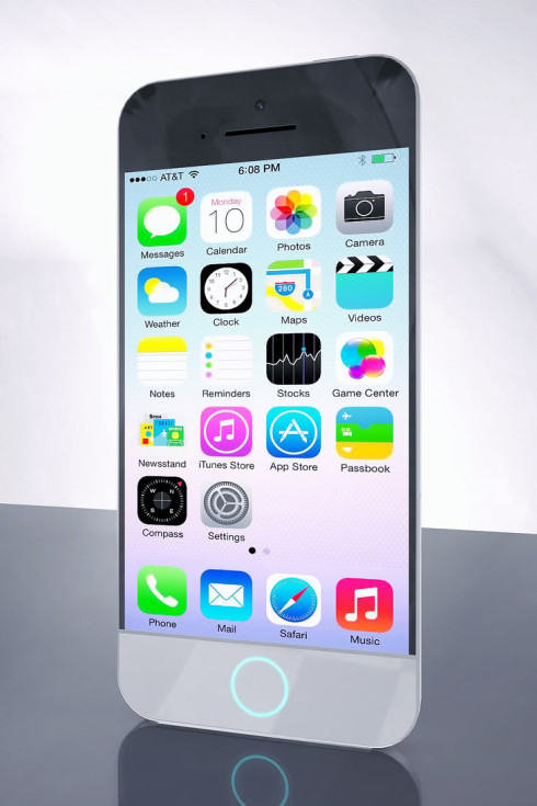 iphone 6 clean concept 1