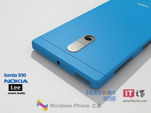 lumia 930 render 2
