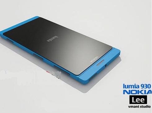 nokia lumia 930 render