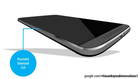 HTC One M8 Max concept 1