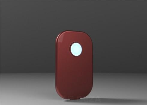 Iron Man phone concept 1