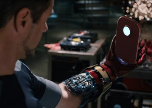 Iron Man phone concept 2