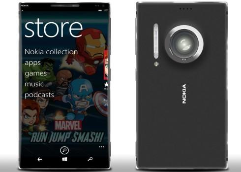 Nokia Lumia 1820 mockup 4