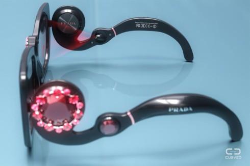 Prada Google Glass concept 6