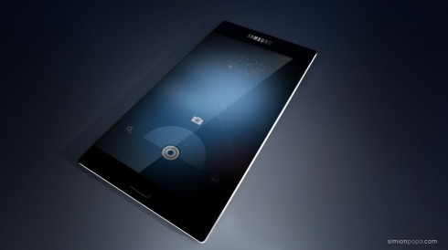 Samsung Galaxy Note 4 concept 2