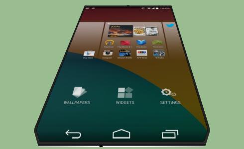 Samsung concept design 1