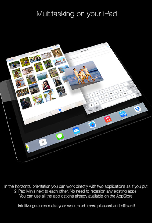iPad Pro concept 2
