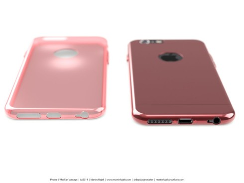 iPhone 6 Martin Hajek concept 5