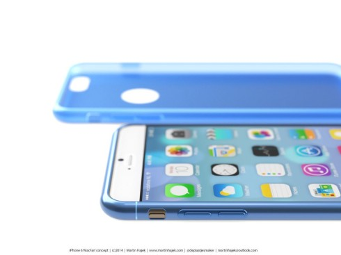 iPhone 6 Martin Hajek concept 6