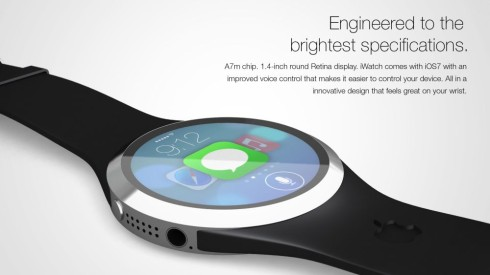 iWatch concept design 4