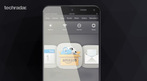 Amazon Phone concept Techradar 5