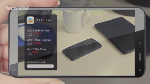 Amazon Phone concept Techradar 7
