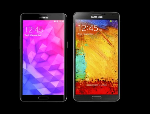 Galaxy Note 4 ivo maric 1 versus galaxy note 3