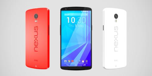 HTC Nexus 6 2014 1